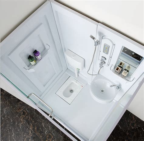 prefabricated bathroom unit cheap but high quality bathroom prefab modular bathroom