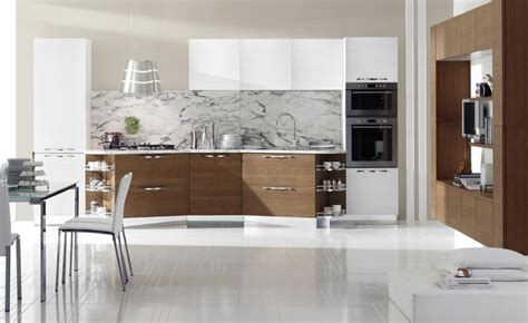 New Modern Kitchen Design With White Cabinets Bring From Modern White Kitchen Cabinets Photos