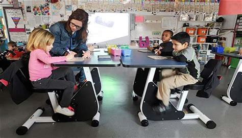 kids in need of desks our kids don t need f ing pedal desks they need recess