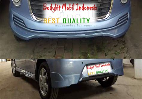 Bodykit Ayla Bemper Custom bodykit ayla x ciamik edition auto bodykit mobil