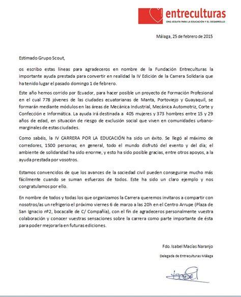 carta de agradecimiento grupal cartas de cap 11 parte 4 de 5 pr 225 ctica 4 carta de convivencia ocomunicador moradores