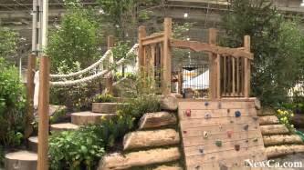 Backyard Playground Design Ideas Newca Com Bienenstock Natural Playgrounds At 2012 Canada