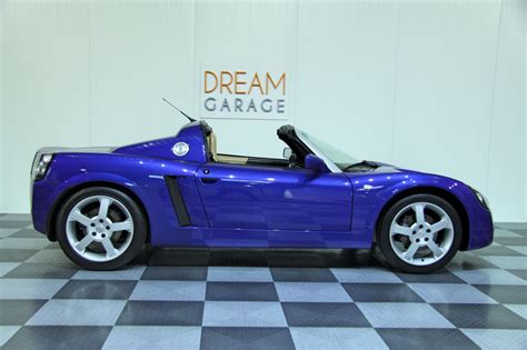 old opel roadster dream garage sold carsopel opel speedster 2 2