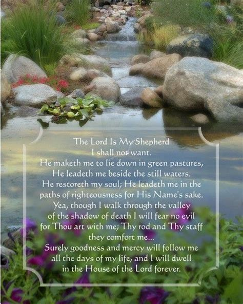 the lord is my comfort psalms 23 1 the lord is my shepherd i shall not want