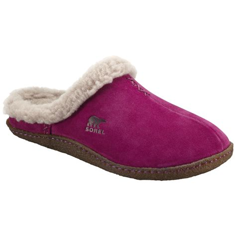 sorel womens slippers sorel s nakiska slide slipper