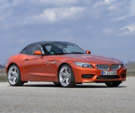 bmw z4 coupe and roadster has received a minor upgrades