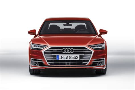 The New Audi A8 2018 by All New 2018 Audi A8 Arrives With New Design Autonomous