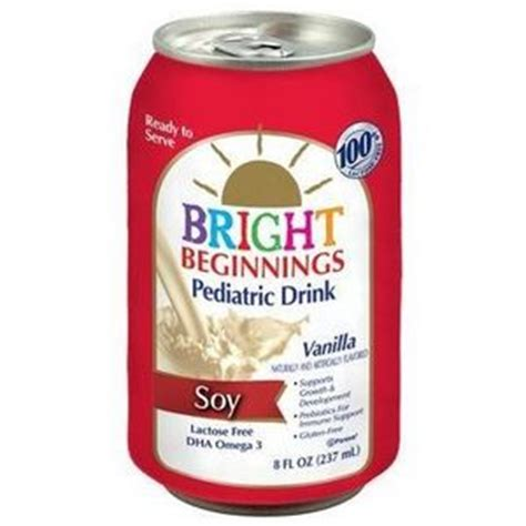 Bright Beginnings Soy Toddler Pediatric Drink 35009 Reviews ? Viewpoints.com