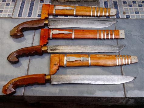Pisau Potong Hewan golok dan pisau potong hewan