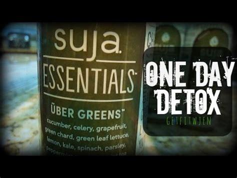 Suja Essentials Detox by One Day Detox Suja Essentials