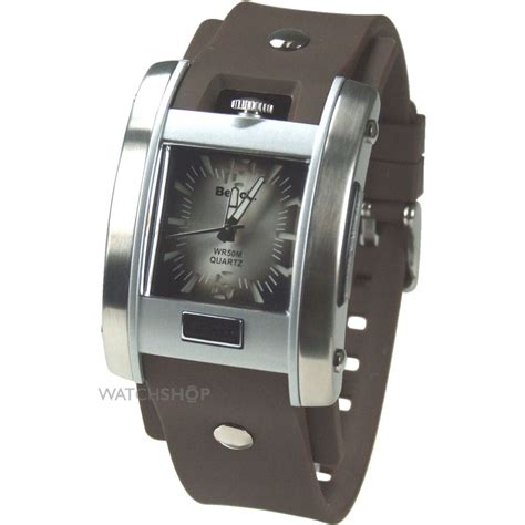 bench mens watch men s bench watch bc0018br watch shop com