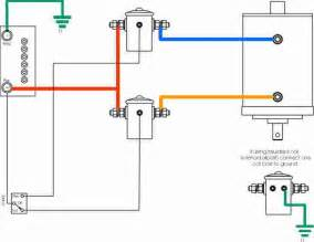 12 volt winch wiring diagram 2wire motor wiring amp engine diagram
