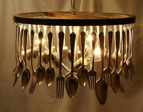 21 unique lighting design ideas recycling tableware and
