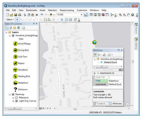 arcgis tutorial editing tutorial perform web editing using data from an