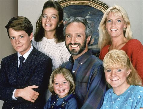 michael j fox family family ties michael j fox sitcom being adapted as stage