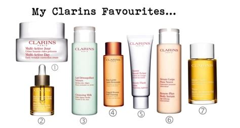 best clarins products my clarins recommendations running in lavender
