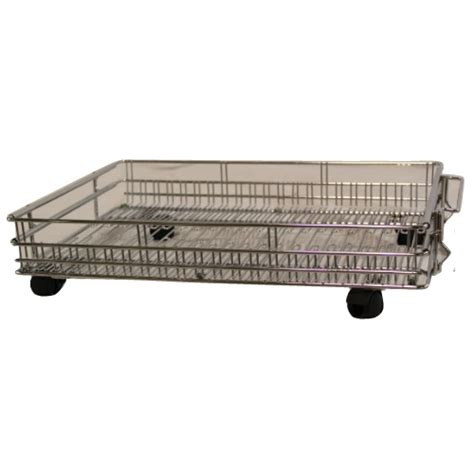 Wheel Shelf by Shelf On Wheels Expandable Chrome Kitchen Pantry Roll Out