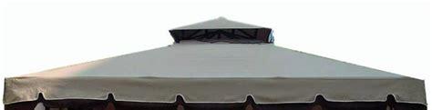 copertura per gazebo in pvc impermeabile telo tetto copertura gazebo cipro 3x3 poliestere pvc