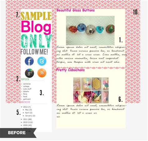 layout for blog 10 blog layout tips a beautiful mess