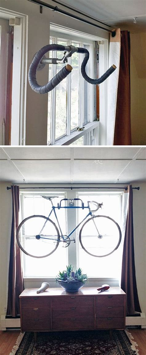 creative bike storage pinterest the world s catalog of ideas