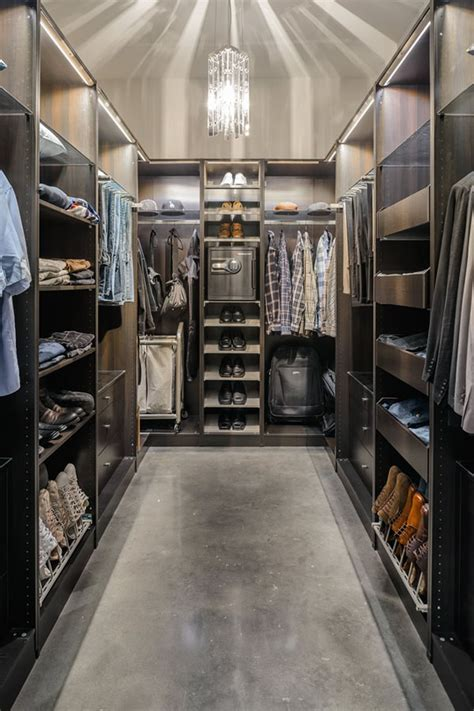 Masculine Closet 30 walk in closet ideas for who their image