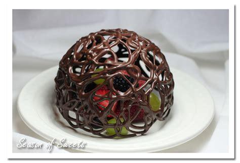 Pastry Kitchen Design Chocolate Dessert Dome