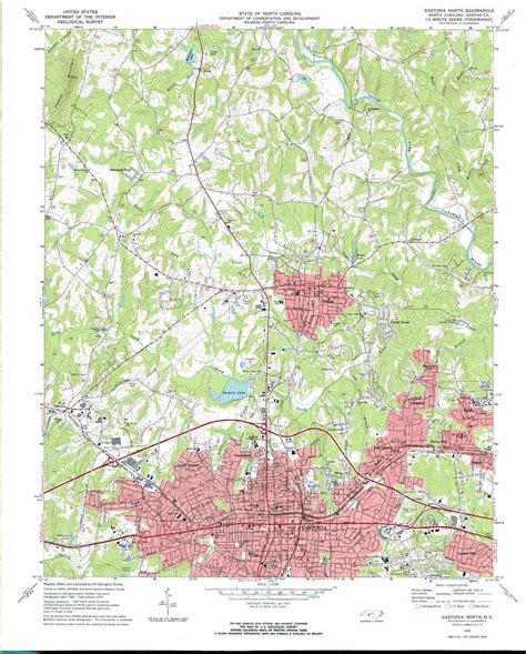 topographical map of carolina gastonia topographic map nc usgs topo 35081c2