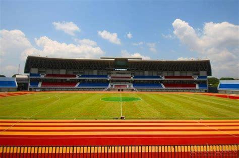 stadion mandala krida harapan  impian  kembali