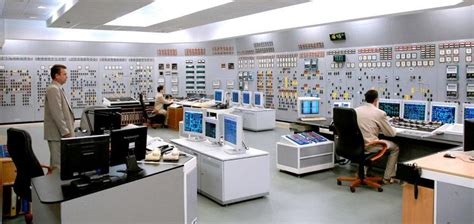 Lu Emergency Kapal nuclear power room consoles fail safes and