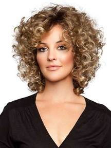 hair styles for thinning frizzy hair 25 short and curly hairstyles short hairstyles 2016