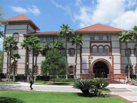 Flagler College Admissions: SAT Scores, Tuition... Library Flagler College