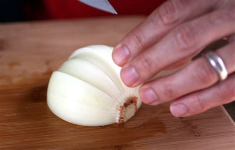 onion cutting crosswise a new way to dice and julienne food gal