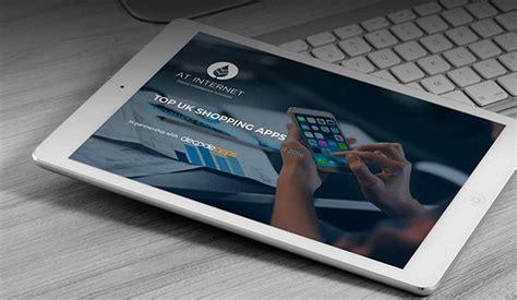 benchmark mobile mobile app benchmark the uk s ecommerce app market