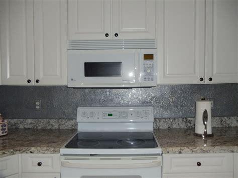 Faux Tin Kitchen Backsplash forpaint com portfolio page