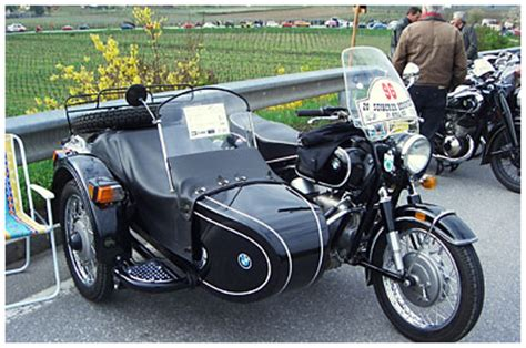 Bmw Motorrad Oldtimer Bersicht by Bmw Oldtimer Gespanne 03c 100001