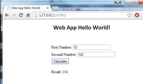 Tutorial Web App Android | b4j tutorial webapp hello world web app b4x
