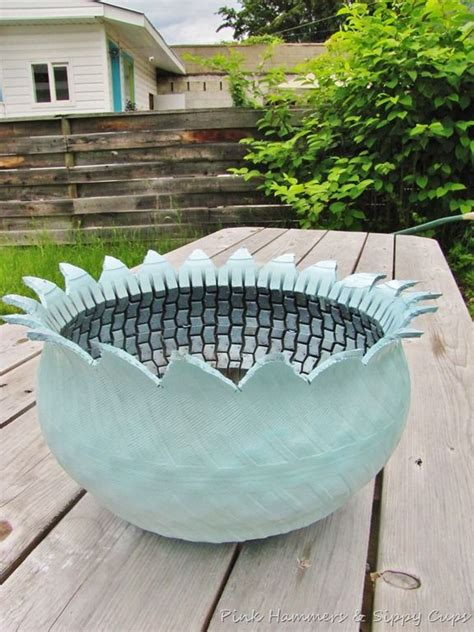 How To Cut Tires For Planters by Pin By Chaundra Spencer Castro On Diy