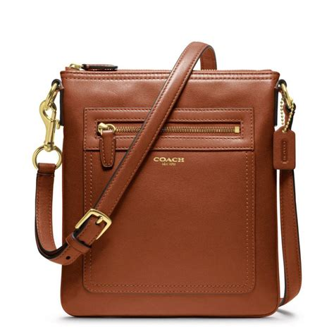 Coach Legacy Leather coach legacy swingpack in leather from coach the stuff i m