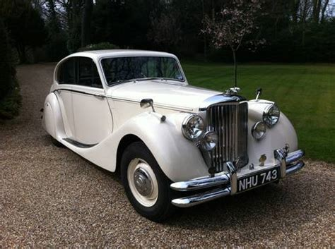 Wedding Car For Sale by 1950 Jaguar Mk V Saloon 3 5l Wedding Car Sold