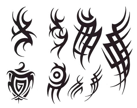 sketches of tribal tattoos cool tribal drawings drawing sketch library