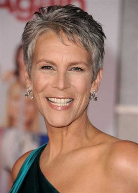 salt and pepper hair for women over 50 cute haircuts for women over 50