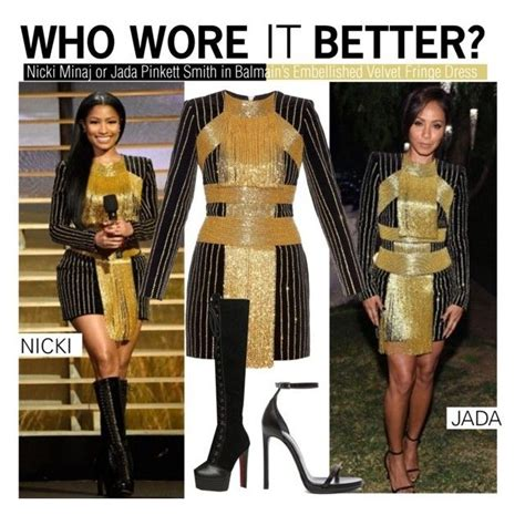 Who Wore Erica Davis Better by 791 Best Polyvore Images On Nicki Minaj Cool