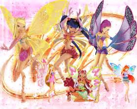 winx winx club wallpaper 9536821 fanpop