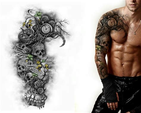 full custom tattoo photos custom sleeves tattoos design best drawing