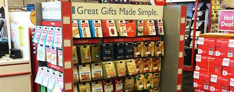 Gift Card Kiosk At Walgreens - does cvs have target gift cards infocard co