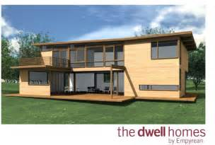 dwell homes dwell launches prefab collection inhabitat green