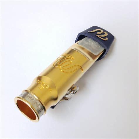 Mouthpiece Saxophone Alto durga alto sax mouthpiece theo wanne durga 3 gold