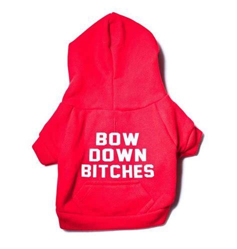 Hoodie Wanita Bow Bitches bow bitches hoodie dolls kill