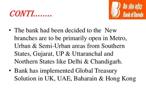Southern States Mba by Bank Of Baroda Ppt Bec Doms Bagalkot Mba