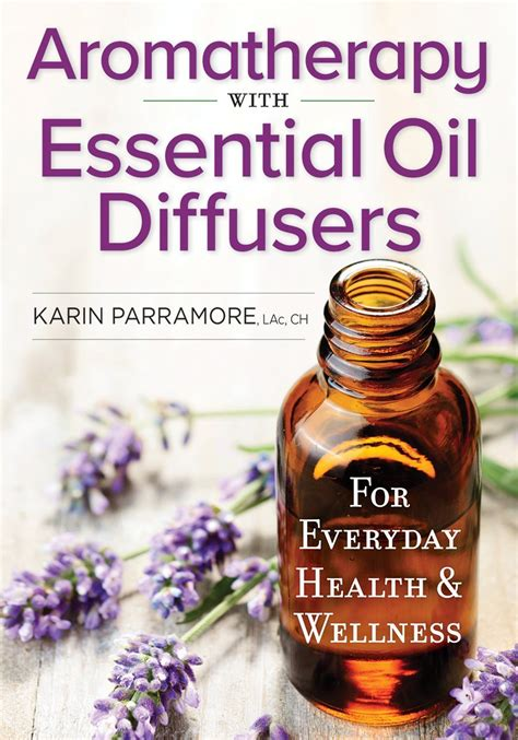 aromatherapy with essential diffusers book review